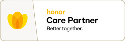 Indecare Honor Care Partner Award